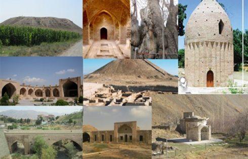 آثار تاریخی استان البرز