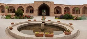کاروانسرای شاه عباس کرج، آثار تاریخی استان البرز