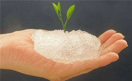 تولید سوپر جاذب کشاورزی تراوا