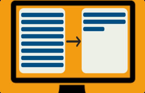 وبسایتی برای خلاصه کردن مقالات طولانی