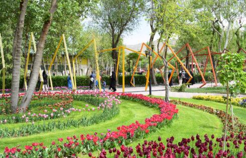 باغ لاله های کرج