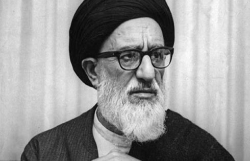 ایت الله سید محمود طالقانی