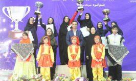 درخشش دانش آموزان البرزی در المپیاد �رهنگی ورزشی کشور