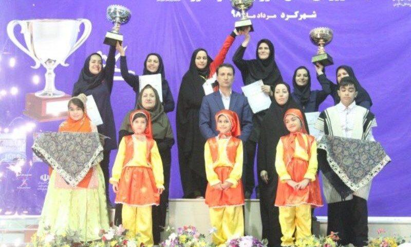 درخشش دانش آموزان البرزی در المپیاد فرهنگی ورزشی کشور