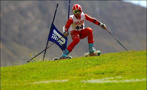 افتخار آفرینی اسکی باز البرزی در مسابقات جهانی