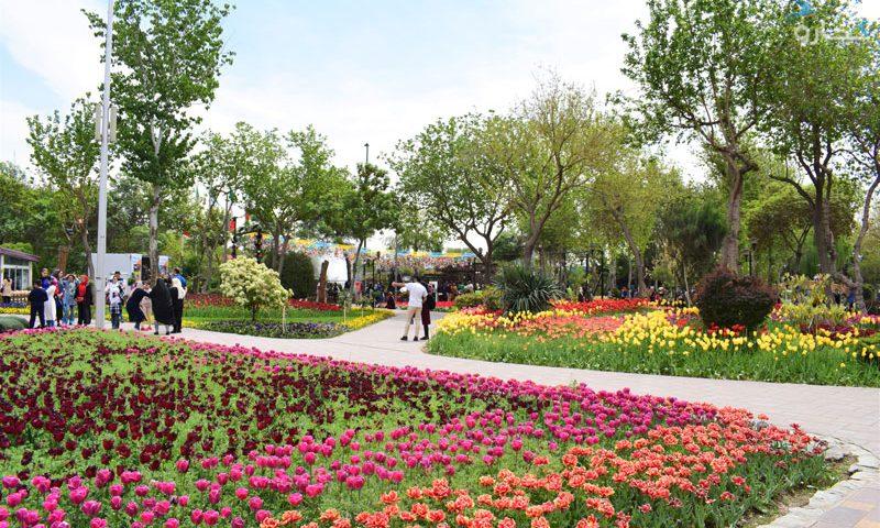 باغ گل کرج