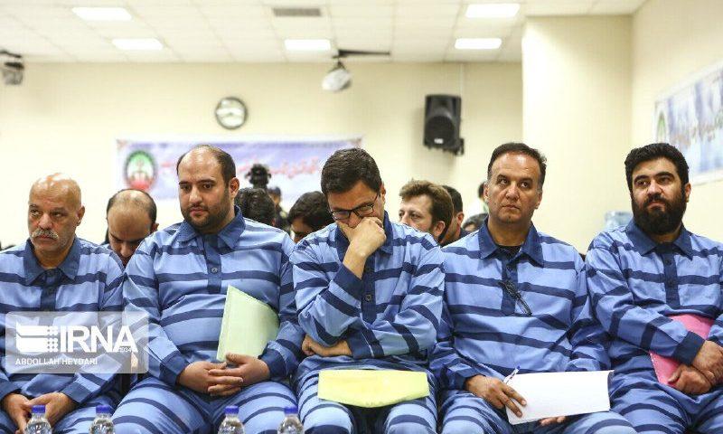حکم متهمان پروندههای ارزی صادر شد