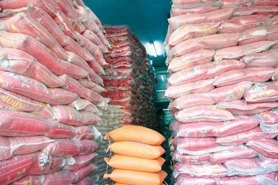 کشف ۲۵ تن برنج تقلبی در البرز