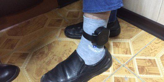 خروج از زندانهای البرز با پابند