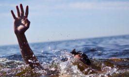 ��اصله نزدیک شنا و مرگ در رودخانه کرج