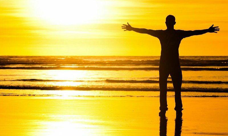 تاثیر نور خورشید در ارتقای سلامتی