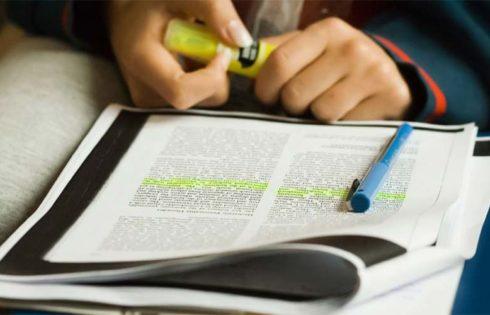 خواندن مقالات بلند