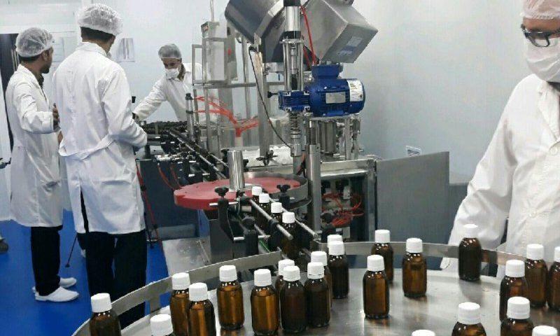 ساخت اولین داروی نیگلاپسین در جهان توسط متخصصان جهاد دانشگاهی استان البرز