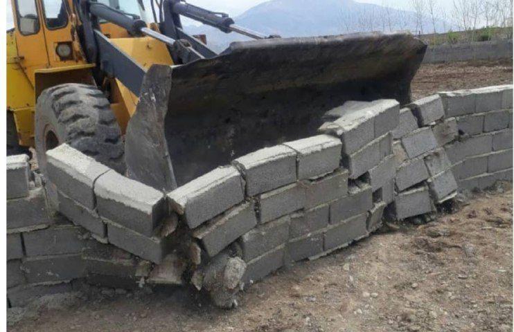 ♦️کاهش چشمگیر ساخت و سازهای غیرمجاز