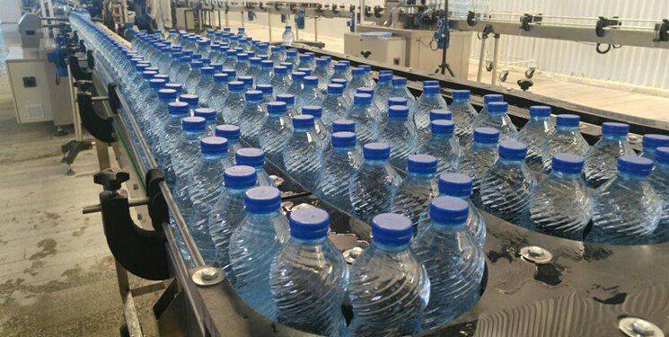 تعطیلی کارخانه آب معدنی میکروب دار در البرز