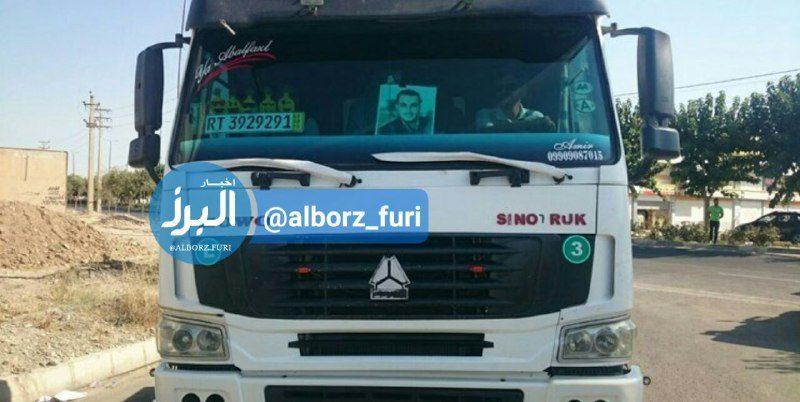 مسابقات کشوری رالی خودروهای سنگین در البرز برگزار شد
