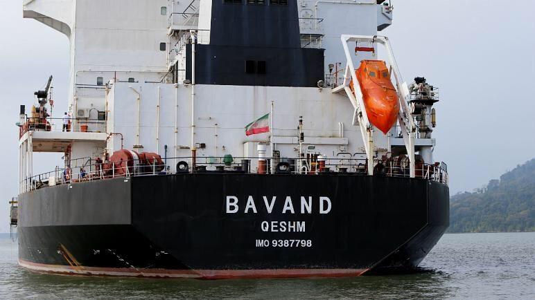 عدم سوخت رسانی برزیل به کشتی های ایرانی