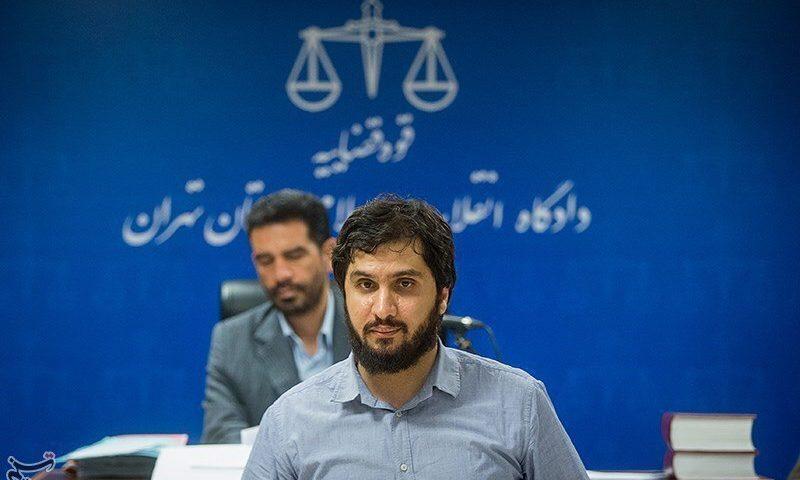 هادی رضوی به ۲۰ سال حبس محکوم شد