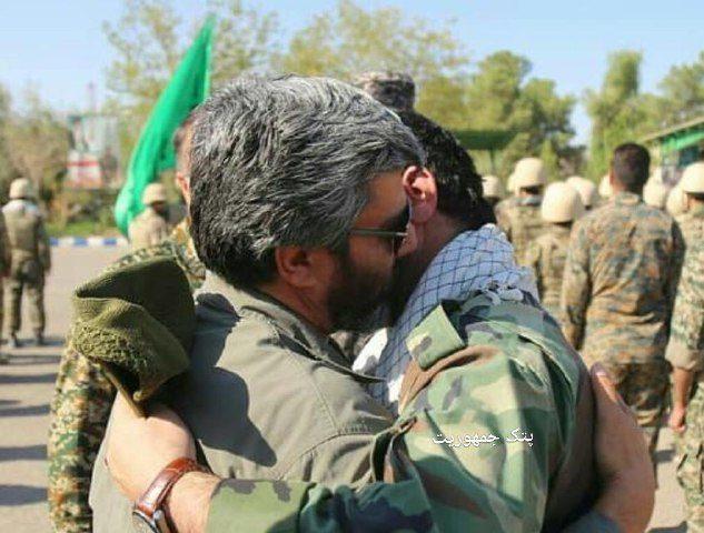 سردار بسیجی خلبان مجید فتحی نژاد