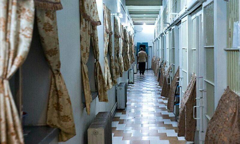 ۳۱۱ مددجو ندامتگاه قزلحصار کرج آزاد شدند.