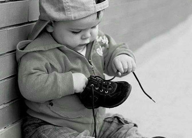 سخت کوشی در کودک