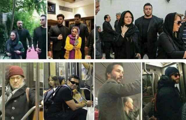 بادیگارد نمایشی در ایران چند؟