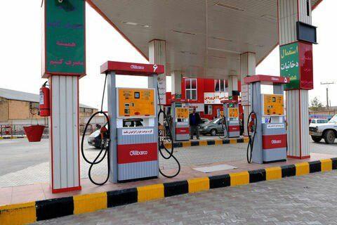 رانندگان در استان البرز هنگام استفاده از نازل سوخت به وجود برچسب استاندارد توجه کنند