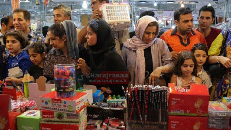 افتتاح نمایشگاه ویژه بازگشایی مدارس