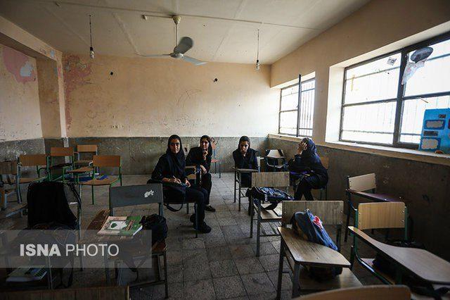 وجود ۴۵۰ مدرسه فرسوده و خطرساز در البرز
