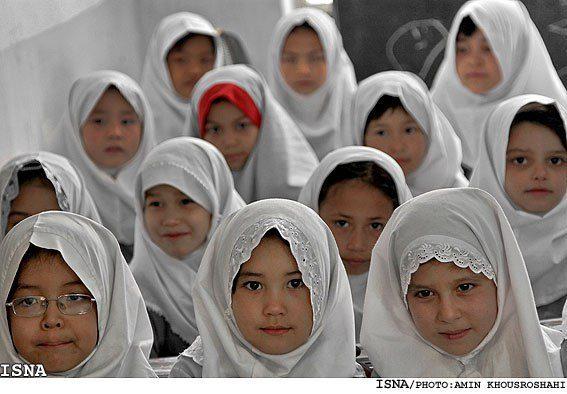 حدود ۳۸ هزار دانشآموز افغانستانی در مدارس البرز تحصیل می کنند