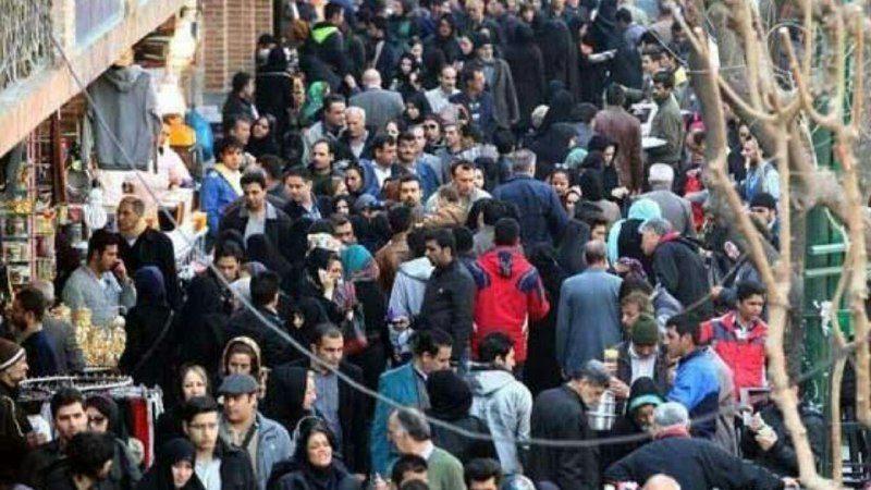 کاهش رشد جمعیت سالانه در کشور