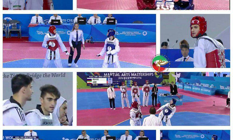 دومین دوره مسابقات هنرهای رزمی جهان ۲۰۱۹