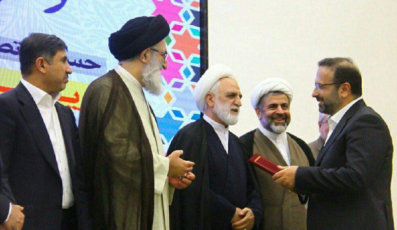آقای دکتر فاضلی هریکندی به عنوان رئیس کل دادگستری استان البرز منصوب شدند