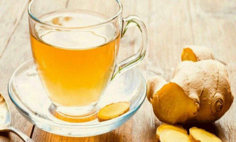دمنوش مفید زنجبیل برای مقابله با بیماری در پاییز
