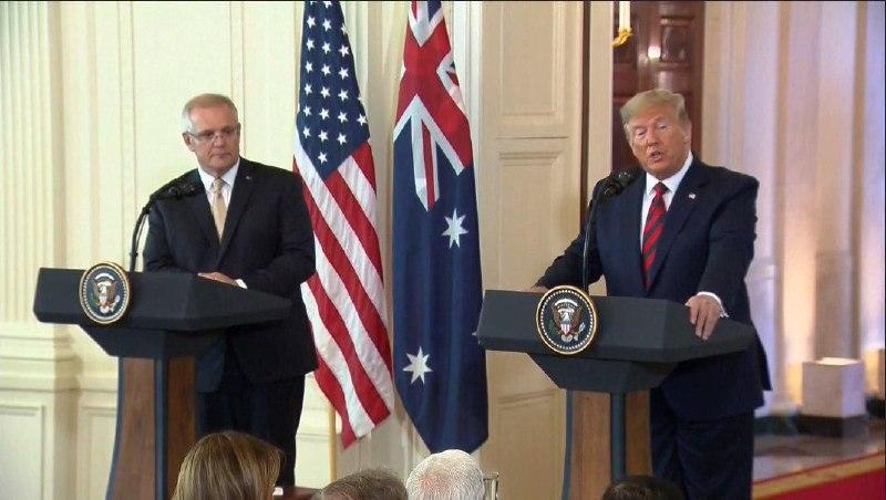 ادعای ترامپ: در یک دقیقه میت