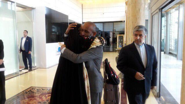 بازگشت ملوان ایرانی بعد از ۴ سال اسارت در بند دزدان دریایی سومالی