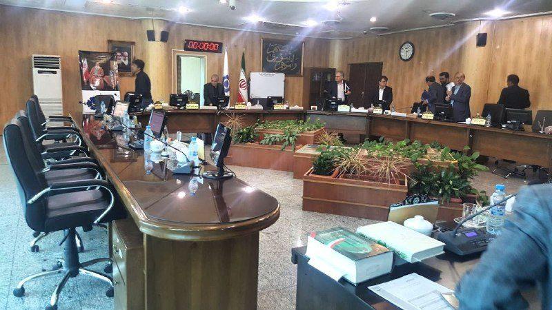 جلسه شورای شهر کرج تعطیل شد