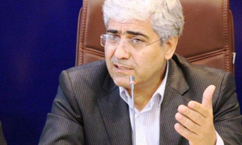 خداحافظی معاون سیاسی امنیتی استانداری البرز