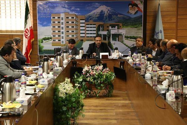 عزم جدی دادگستری البرز برای مقابله با ساخت و ساز غیرمجاز