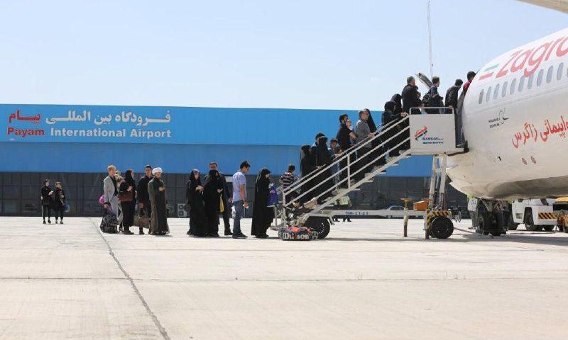 مهر امسال، از  فرودگاه پیام کرج به مشهد مقدس سفر کنید