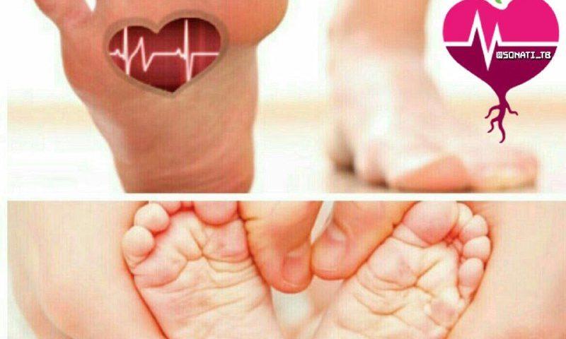 چرا پا را قلب دوم مینامند