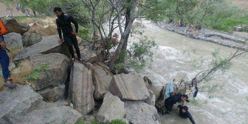باز هم غرق شدگی در رودخانه کرج
