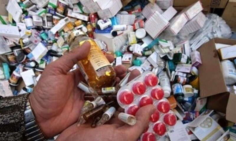 کشف ۲ و نیم میلیون عدد داروی غیرمجاز و قاچاق در البرز