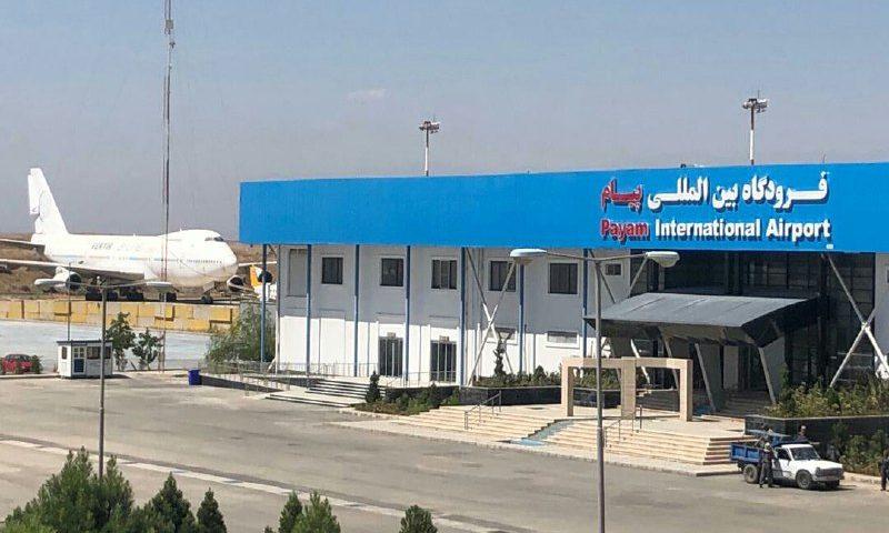 زمان پروازها از فرودگاه پیام البرز