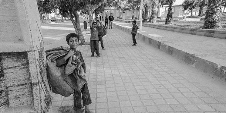 زنگ خطر افزایش کودکان کار در استان البرز