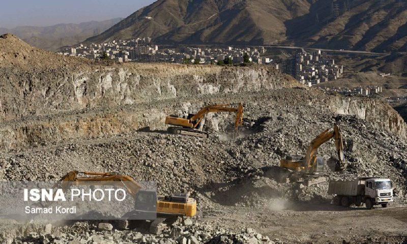 جهانگیری از پروژه ادامه آزادراه همت در البرز بازدید کرد