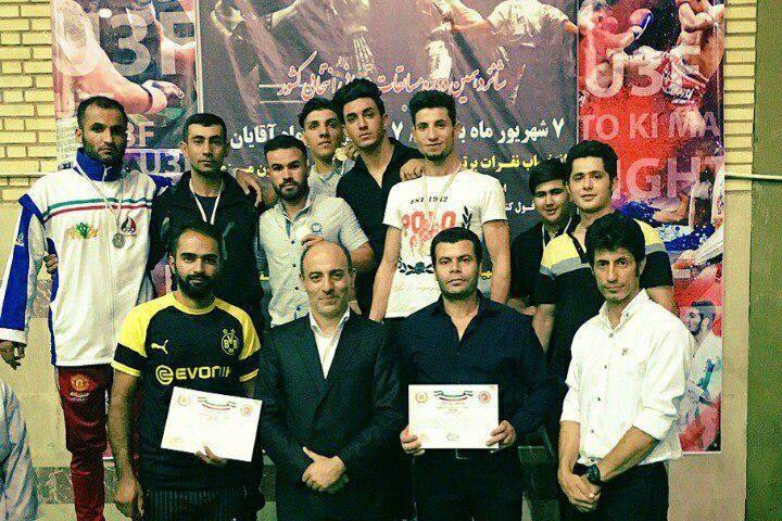 ورزشکاران محمدشهر دوباره افتخار آفرین شدند