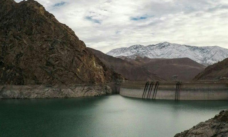 وضعیت مناسب ذخیره سدهای استان البرز
