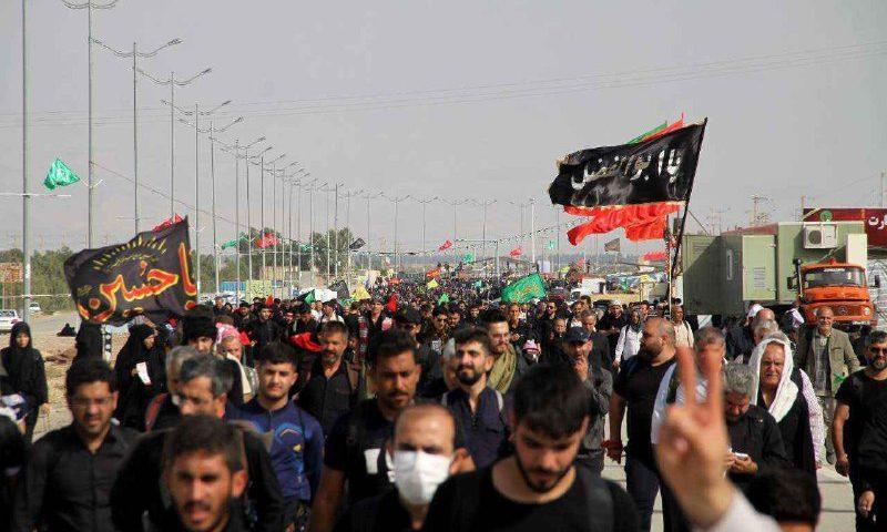 پیشبینی سفر زمینی بیش از ۳میلیون زائر به عراق