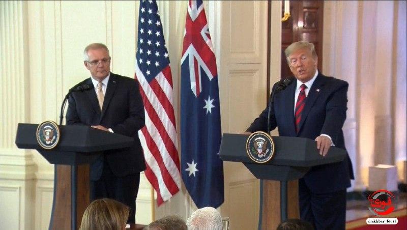 ترامپ: فکر میکنم تحریمها